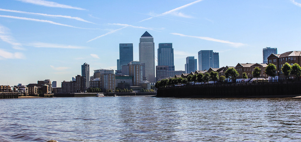 Places to see in Canary Wharf