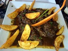 La Tabaiba - Estofado (Beef Stew)