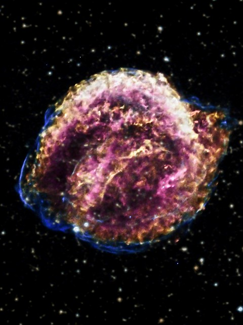 Supernova Remnant Wallpaper - Pics about space