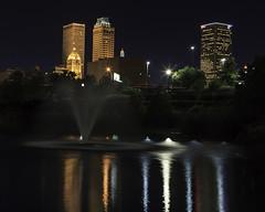 Centennial Park Reflections