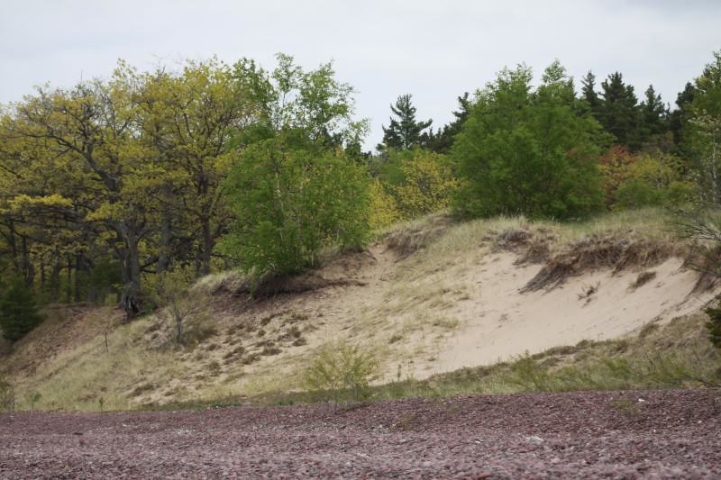 Dunes at Keweenaw