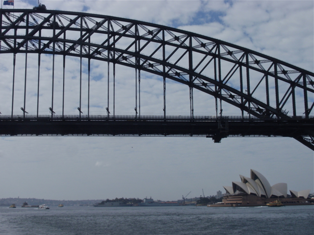 Harbour Bridge 2