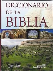 Diccionario de la Biblia   Sal Terrae
