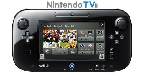 Nintendo TVii Wii U