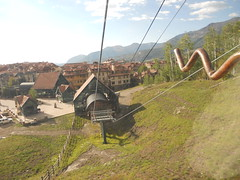 Mountain Village gondola station