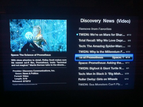 Discovery News Video Podcast