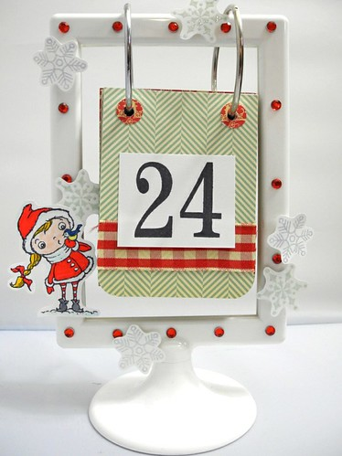 Stampendous Countdown Calendar