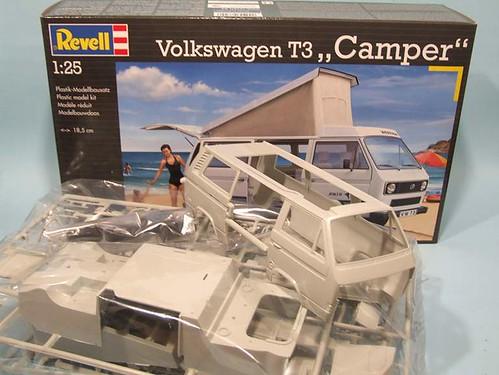 phil 39 s workbench revell volkswagen t3 camper. Black Bedroom Furniture Sets. Home Design Ideas