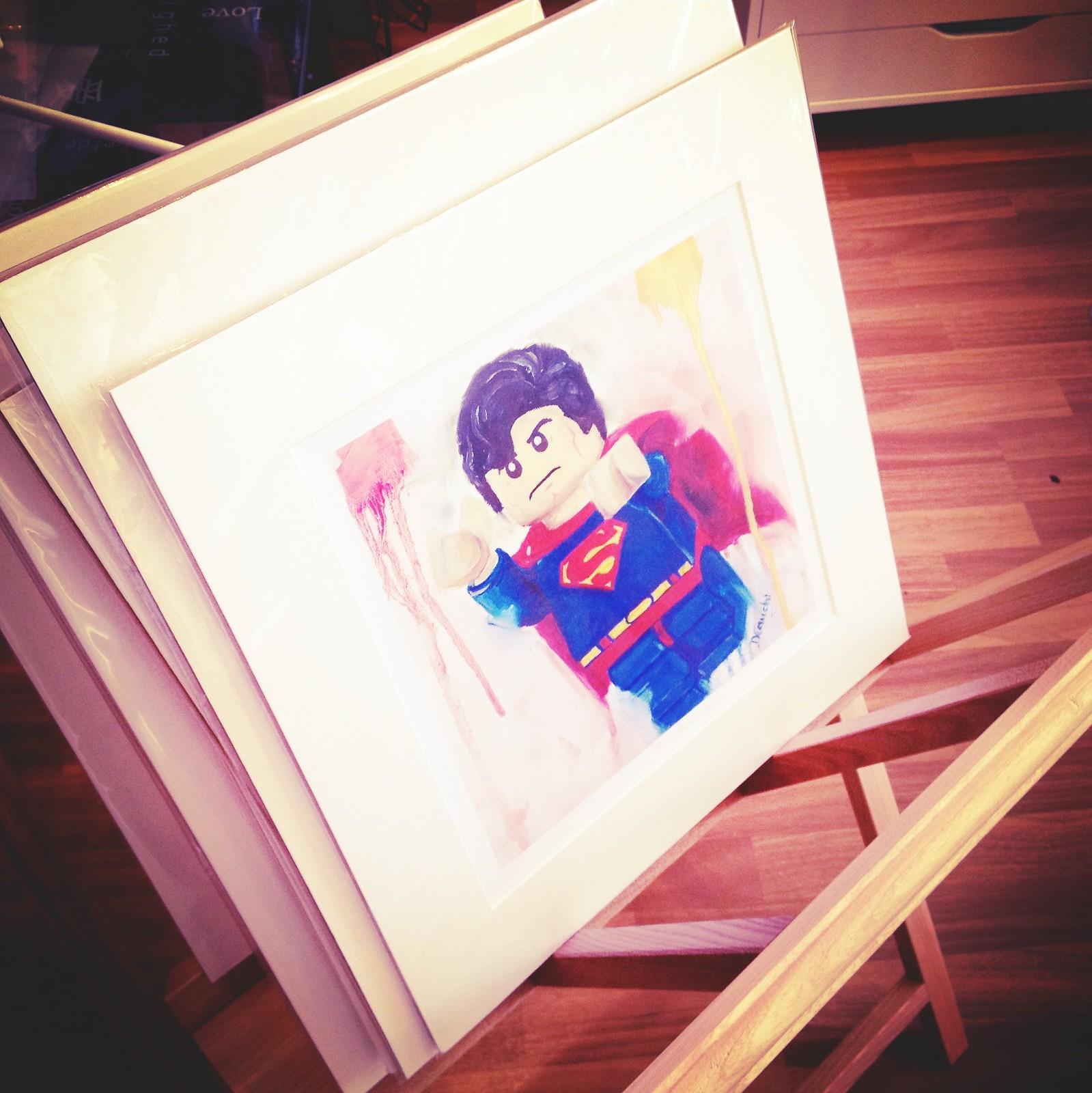 Deborah Cauchi Gallery : Superman