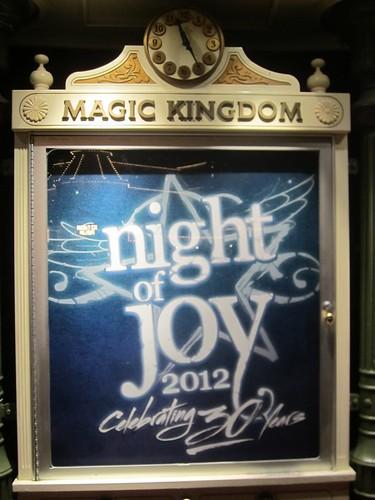 Night of Joy poster