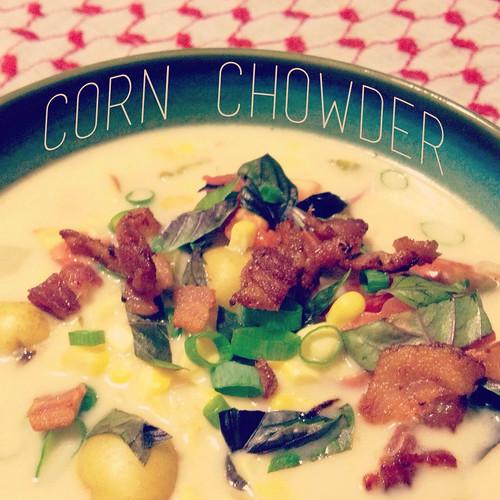 cornchodwer