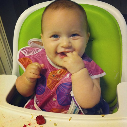 Spanakopita Lover...a girl after my own heart #babyledweaning