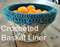basket liner button