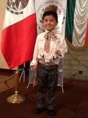 Quetzaltenango celebra la independencia de México