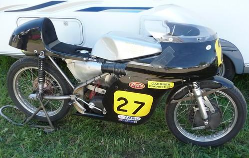 Belgian TT Gedinne 2011 Seeley Matchless