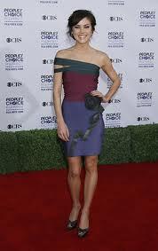 Jessica Stroup Bandage Dress Herve Leger Celebrity Style Women's Fashion