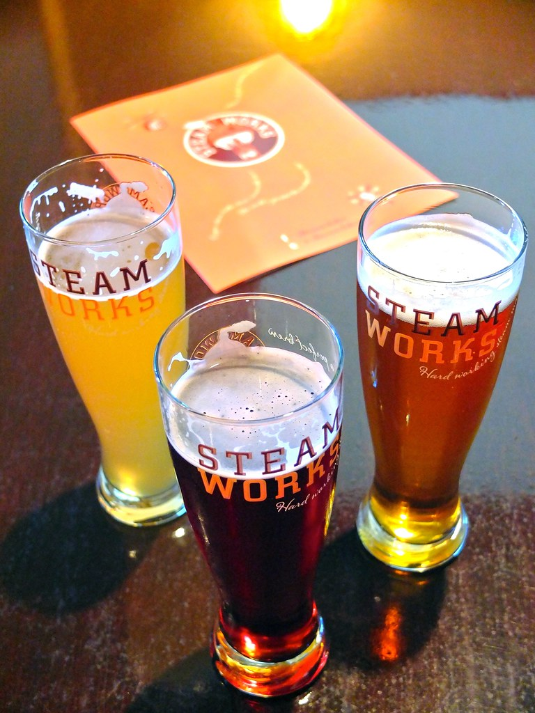 Steamworks Brewing Company | Steamworks Brew Pub