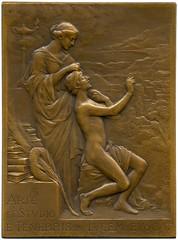 OIN I.46 re 57 x 77 mm bronze