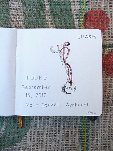 Lost and Found Sketch_September 2012