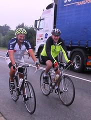 London to Paris Athlete Service Support trip