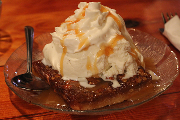 Pecan Pie Bar, Mar Vista, Restaurant Review, Longboat Key, FL