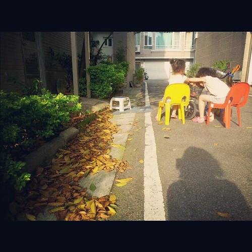 20120924 秋日微涼的午後