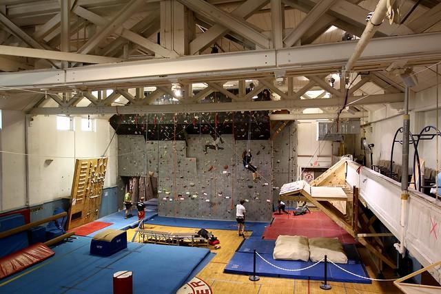 Turner Hall Climbing Wall and Gym
