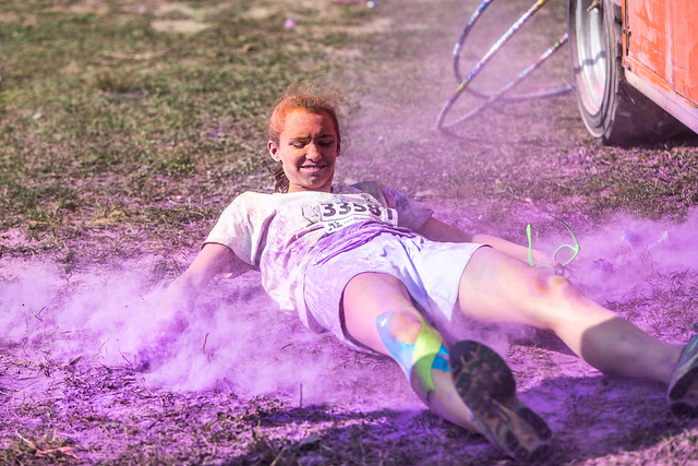 Color Me Rad 5K Run Albany - Altamont, NY - 2012, Sep - 09.jpg