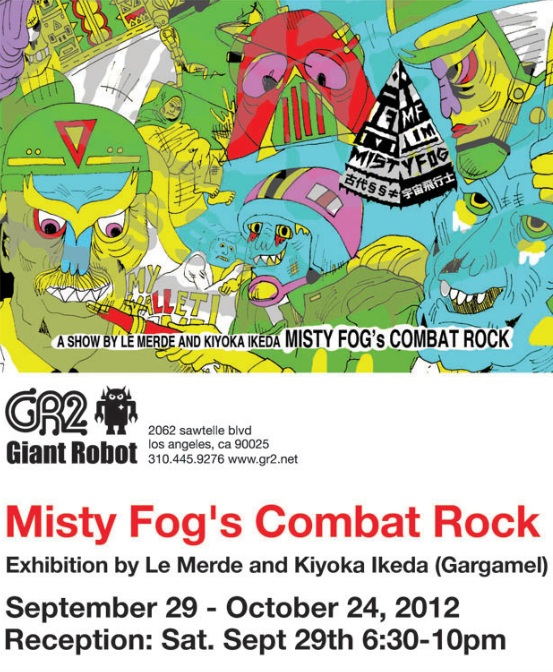 Misty Fog's Combat Rock