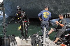 Port of San Diego Harbor Police Divers