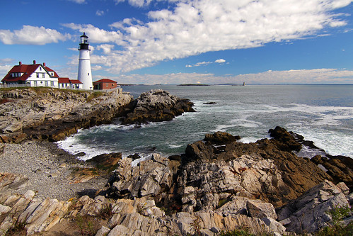 Portland Head Lighthouse by nelights