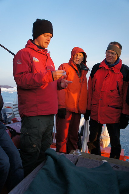 Midnight Sun Excursion at Disko Bay