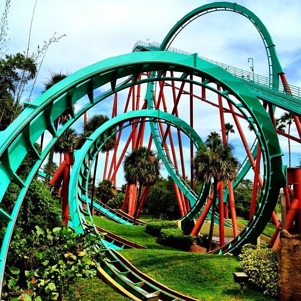 Kumba Busch Gardens Tampa Bay Really Cool Ride Flickr Photo Sharing