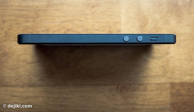 iPhone 5, a slice