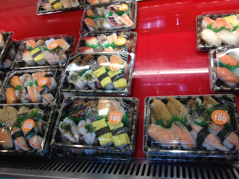 sushi in taipei