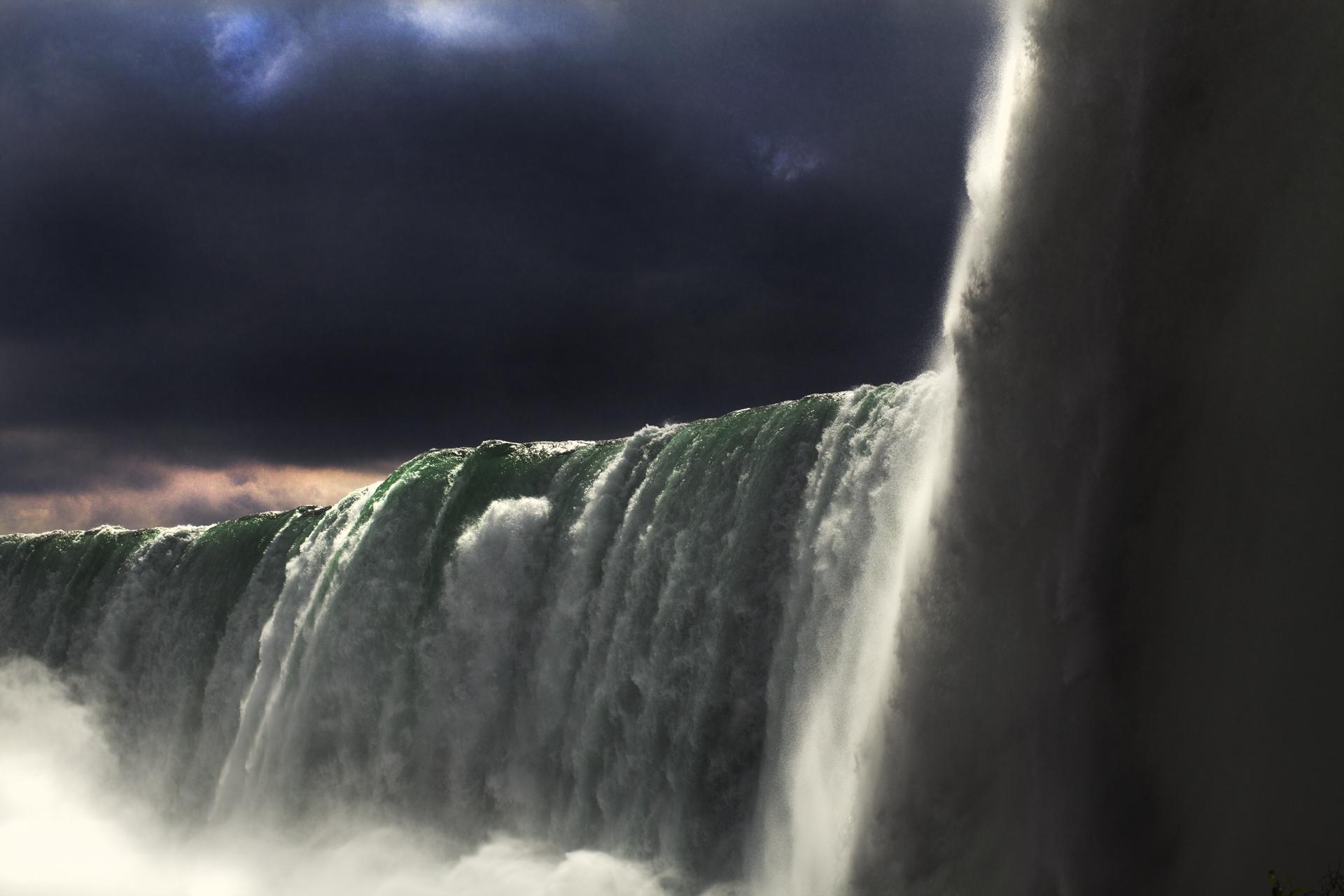 Niagara Falls [1920 x 1280] [OC]