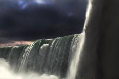 [フリー画像素材] 自然風景, 河川・湖, 滝, 風景 - カナダ, ナイアガラの滝 ID:201210062000