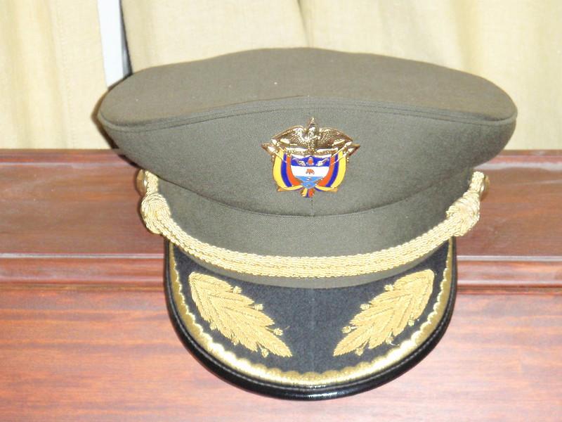 Officer's Cap 8031375732_fa8cba8306_c