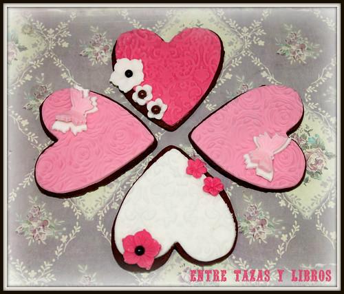 galletas románticas
