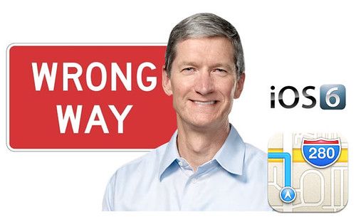 Apple Maps Fail Apology
