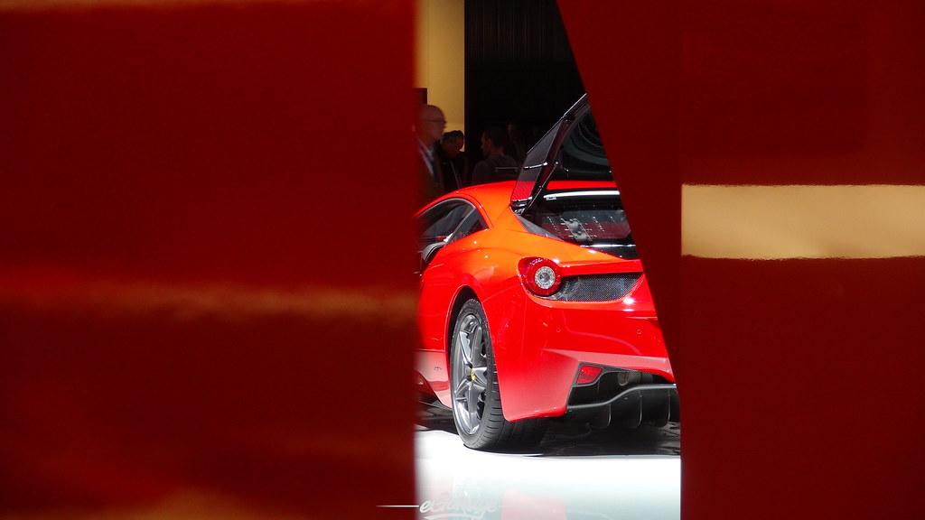 8034737241 57b80ec34e b eGarage Paris Motor Show Ferrari F12