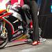 8034737807 b2d4146263 s eGarage Paris Motor Show bike and Model 2