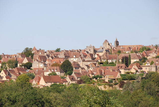 Le village de Domme