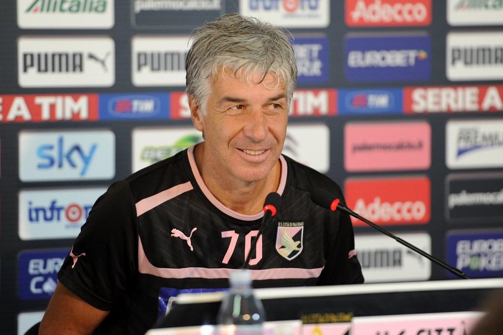 Calcio, Palermo: Gasperini fiducioso$