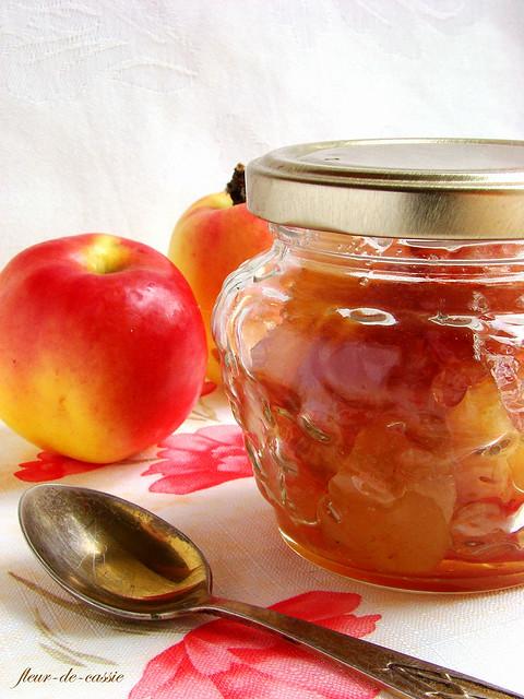 варенье яблочное 1