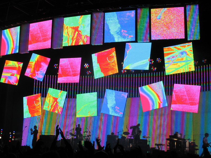Radiohead @ Kindl Bühne Wuhlheide Berlin 29.09.12