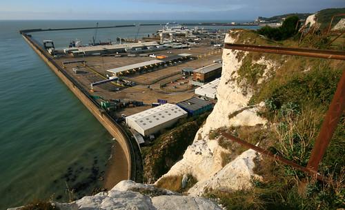 Dover Eastern docks