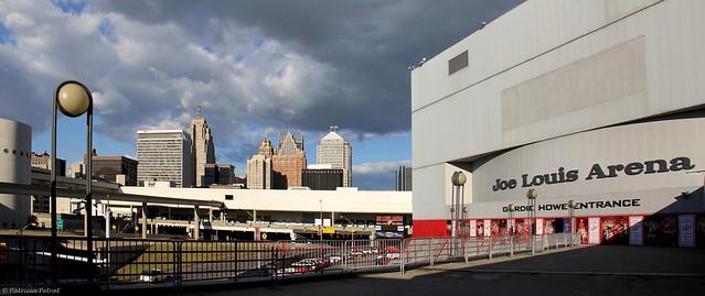 Joe Louis Arena ~ Detroit, Michigan