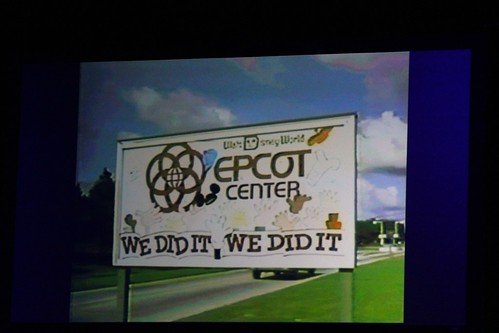 D23's Epcot 30th Anniversary Celebration