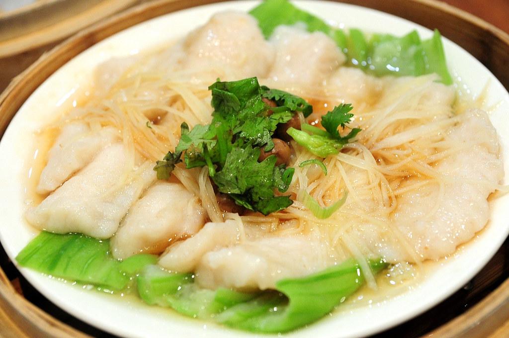 HOJA - 鮮魚絲瓜片